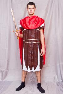 Греческий воин