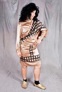 Дафна, Жозефина ( платье на мужчину)