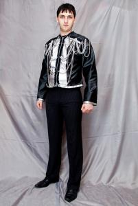 Куртка металлиста