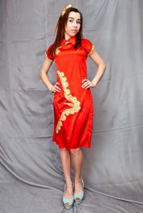 Китайская принцесса (подросток)
