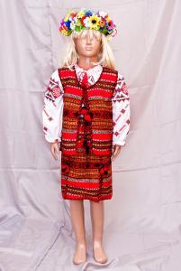 Юбка или жилет (украинские)