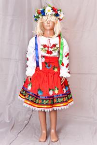 Украинская юбка (подросток)